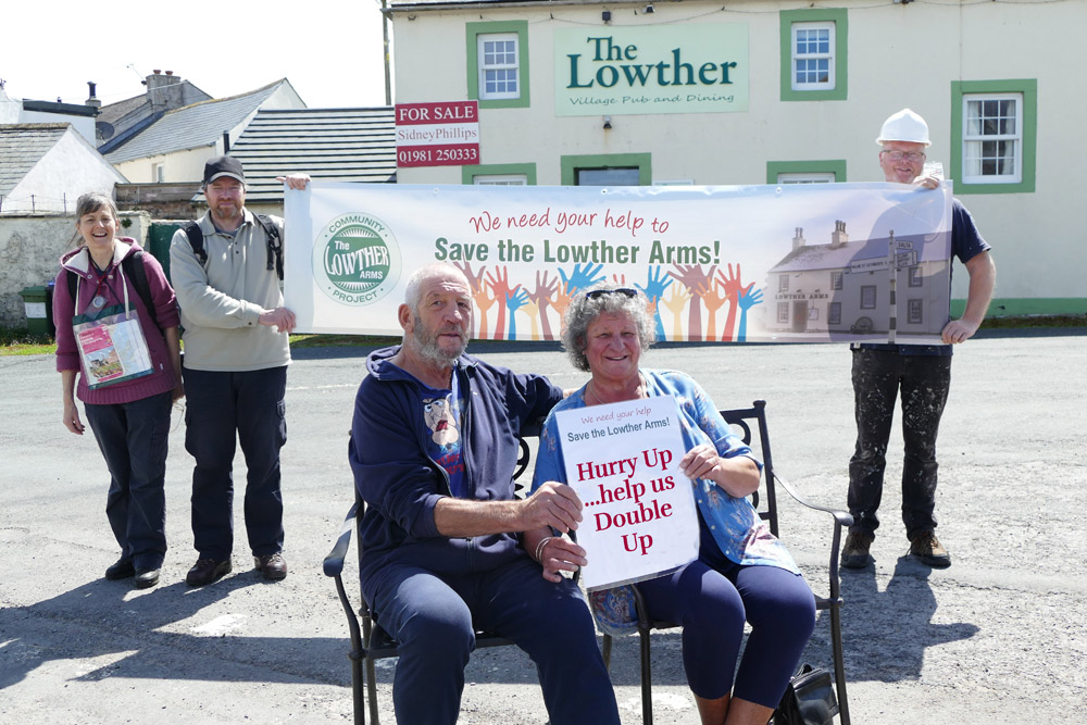 Save The Lowther Arms